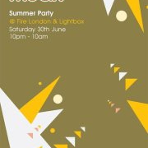 Damian Charles MUAK summer party promo mix.