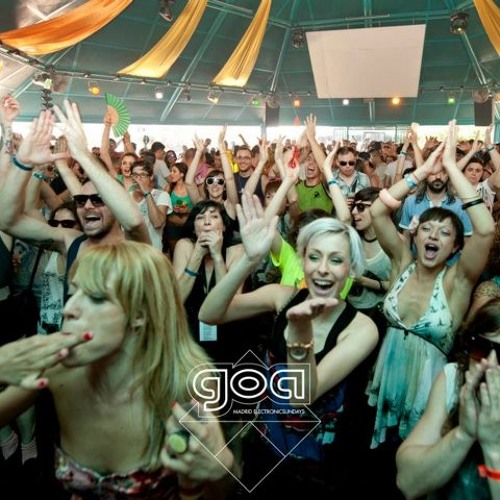 "GOA __""Rockstar Closing Party""__ 24 june 2012. Timo Otten vs LatinaSky at Crystal Club. 2nd part"