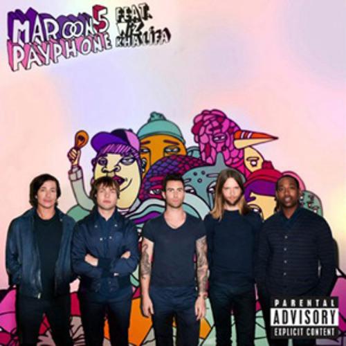 Maroon 5 - Payphone ( Longhammer  Club Mix )