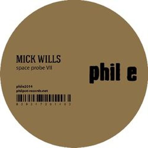"Phile2014 mick wills - space probe VII 12"""