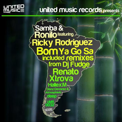 Samba & Ronilo feat. Ricky Rodriguez - Bom ya go sa (Renato Xtrova Afro Darkness Mix)