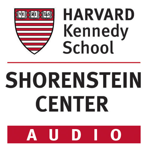 Audio: David Carr and Danah Boyd in conversation | Shorenstein Center