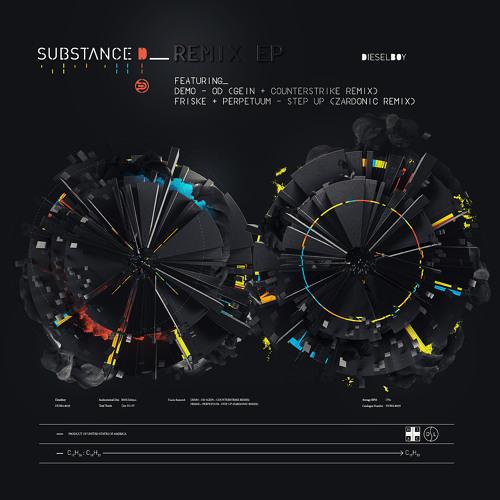 Demo - OD (Gein + Counterstrike Remix) (HUMAN IMPRINT 036) [128k Clip]
