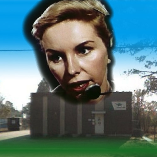 Kenly, North Carolina KNLYNCXA - Machine Intercept Recording (vintage telephone sound)