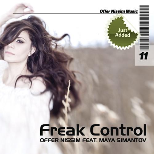 Offer Nissim Feat. Maya - Freak Control (Original Club Mix)