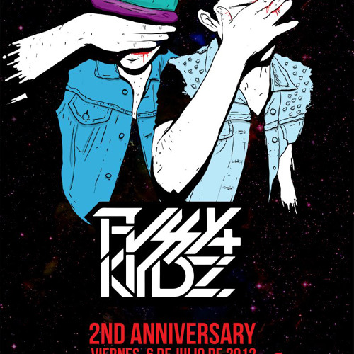 The Fussy Kidz 2nd Anniversary Mixtape By Axel Diamante (Yoyo Diamonds) ***FREEDOWNLOAD***