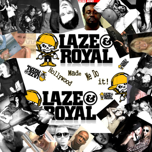 Laze & Royal - Ice Cream Truck (Feat. Myah Marie)