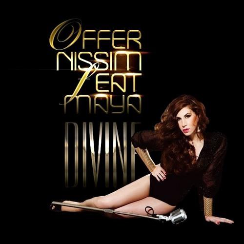 Offer Nissim Feat. Maya Simantov - Divine (Original Mix)