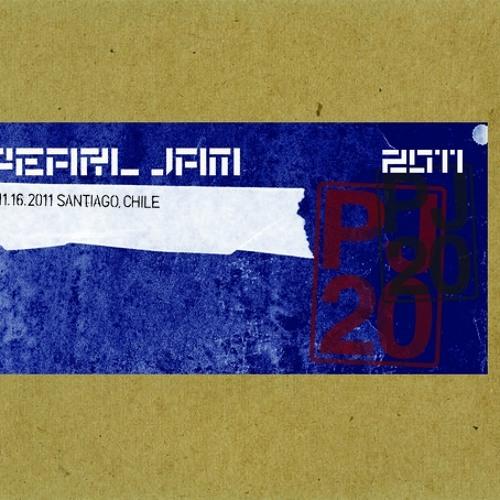 Pearl Jam - Last Kiss (Live Santiago 2011)