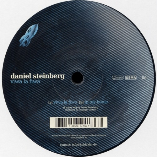 Daniel Steinberg - Viwa la fiwa