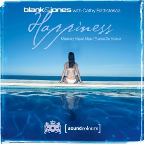 "Out Now:Blank & Jones feat Cathy Battistessa "" Happiness "" Franco De Mulero main mix"