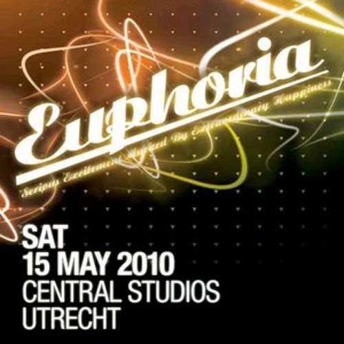 Headhunterz - Euphoria - 15 May 2010