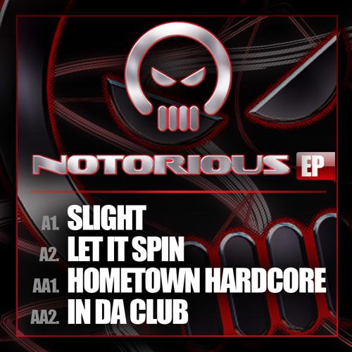 DJ Marc Smith - Slight by DJ Marc Smith / Notorious   Free