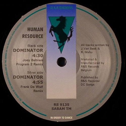 Human Resource - Dominator (AGT Rave Cru Unofficial Remix)