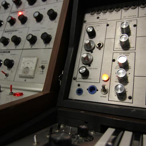 EML Electrocomp 101 & EMS VCS3 summer romance, 6-28-2012