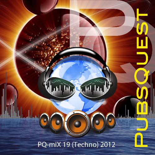 PQ-miX 19 (Techno) 2012 - PubsQuest