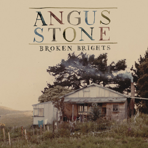Angus Stone - Wooden Chair