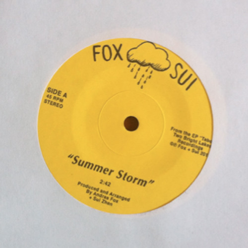 Fox + Sui - Summer Storm