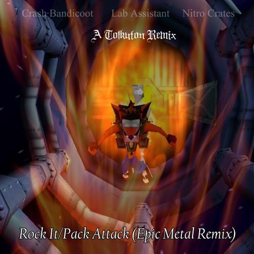 CB2 Rock It/Pack Attack (Epic Metal Remix)