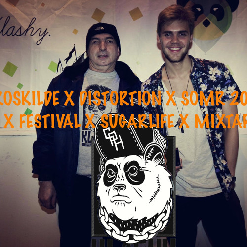 ROSKILDE X DISTORTION X SOMR 2012 X FESTIVAL X SUGARLIFE X MIXTAPE