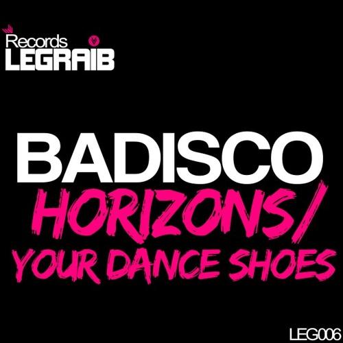 Preview // Badisco - Horizons (Original Mix) [Legraib Records]