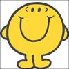 Mr Happy (Mr Men Interpretation)