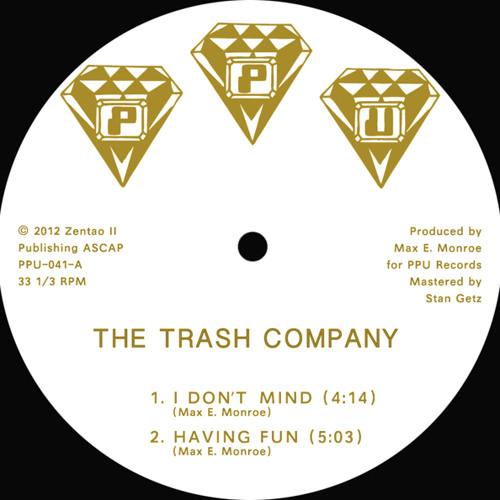 "THE TRASH COMPANY ""Having Fun"" PPU-041 TEASER"
