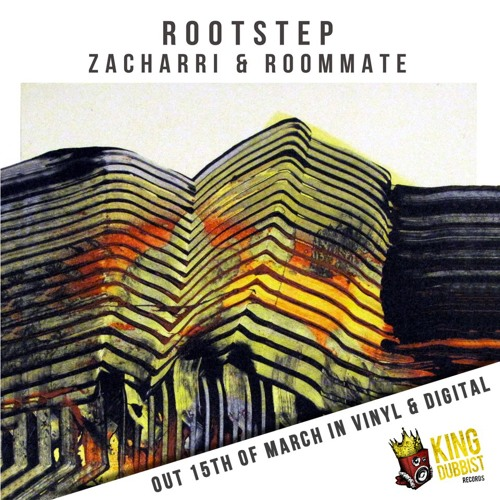 Ras Zacharri & Junior Kelly - Anything Possible (KD#005 / Rootstep LP)