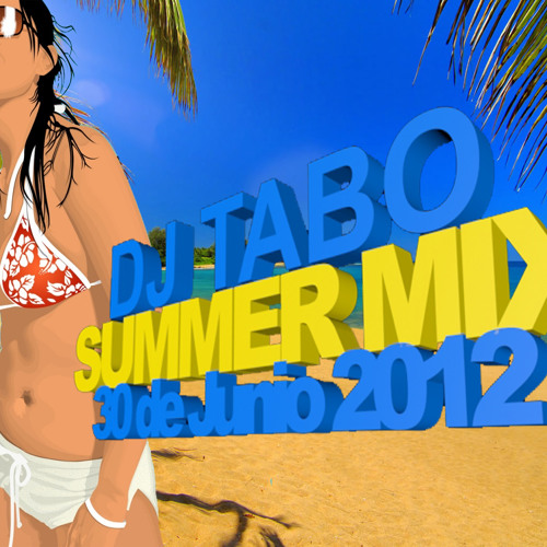 SUMMER MIX DJ TABO  (Free download)