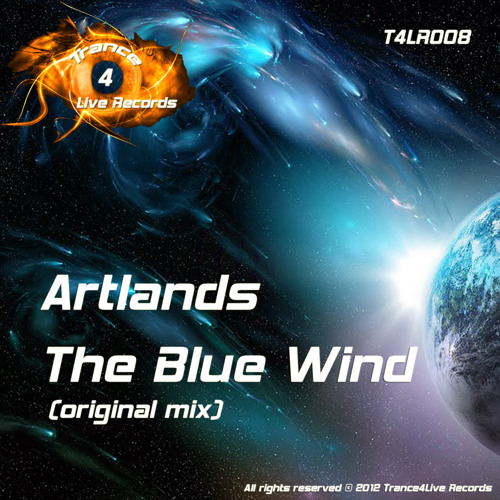 Artlands - The Blue Wind - Preview - Out Now In All Stores!!