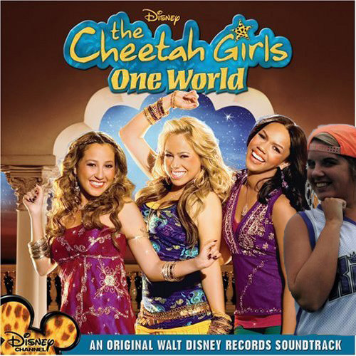 Boys Rule - My Cheetahs (f/ the cheetah girls)