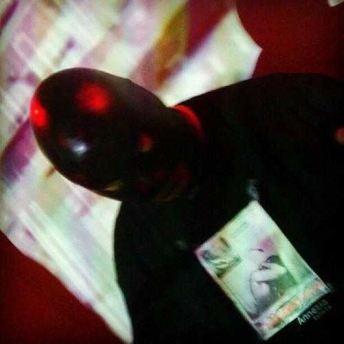Die-6 - ¨Back.te.riality live @ Rouge BCN Off Sónar 2012¨