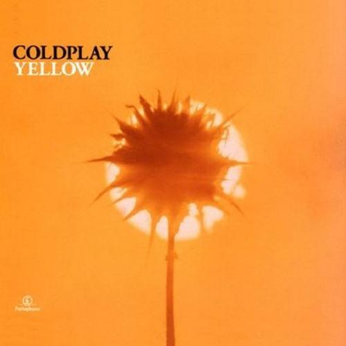 Coldplay Yellow - GarageBand