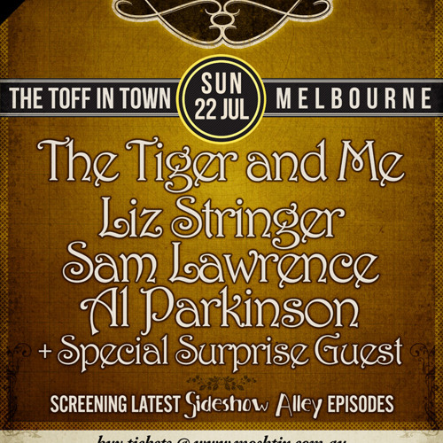 Communion Melbourne - July 22 at The Toff In Town
