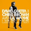 David Guetta-I can only imagine (Feat. Chris Brown and Lil Wayne) (Remix)
