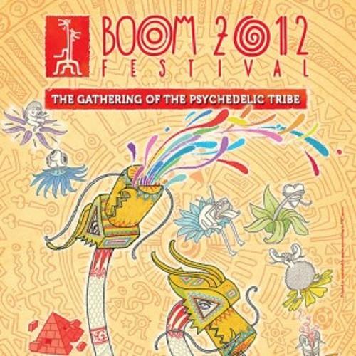SHOTU - Boom Festival 2012 - PodCast