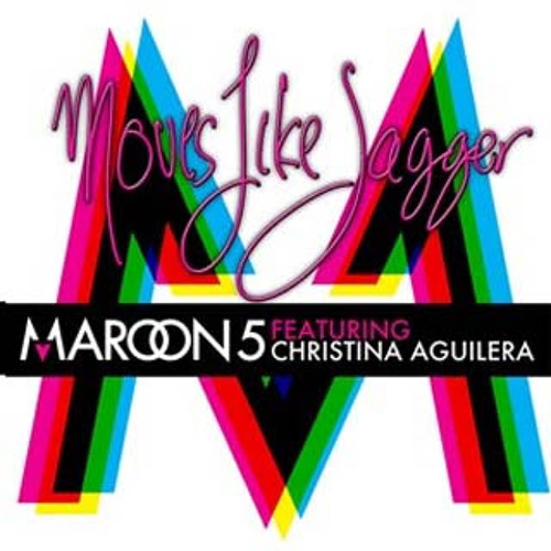 Moves Like Jagger - Maroon 5 featuring Christina Aguilera - Steven Angel Re-Make With Vocal