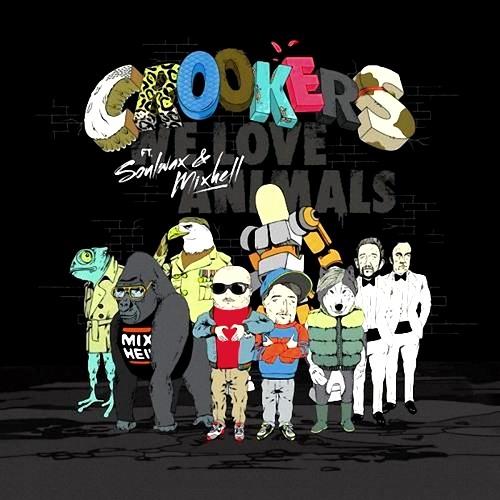 Crookers - We Love Animals (Taar Remix)
