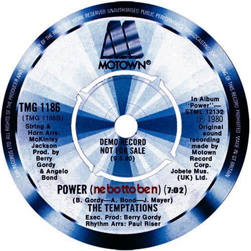 The Temptations - Power - Remix - Wiht a Twist - nebottoben