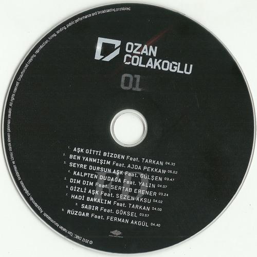 05.OZAN COLAKOGLU ft. GULSEN - SEYRE DURSUN ASK (DJ ARTHEIST TOP 5)
