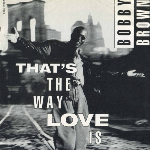 "Bobby Brown - Thats The Way Love Is (DJ Dirty Diamond UKG Mix) ""Free Download"""