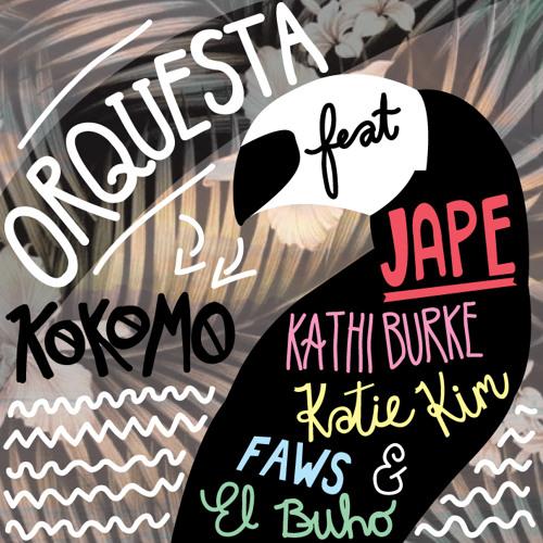 Kokomo (ft. Jape, Kathi Burke & Katie Kim) (El Buho Remix)