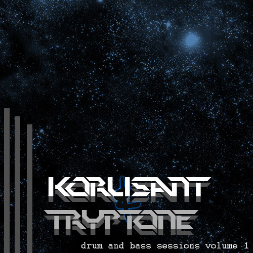 Korusant b2b Tryptone - Drum and Bass Sessions Vol.1
