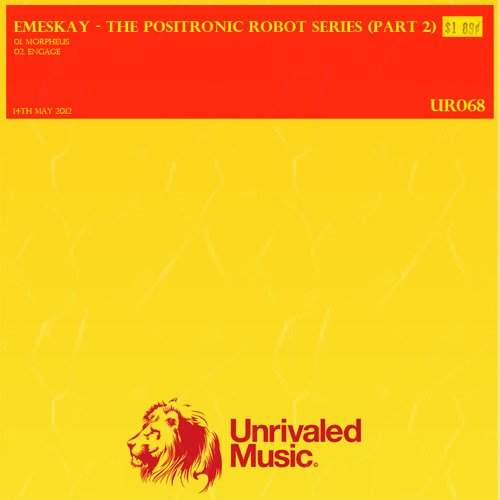 Emeskay - Morpheus (Released 14th May 2012 on Unrivaled Music)
