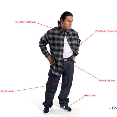 Nike Cortez (Cholo Theme)