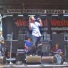 A Big Sweaty Hug From Tim at Westword Music Showcase