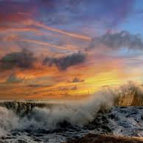 """GERRY MANUS....""""THE TIDE ROLLS IN""""...INSPIRATION"""