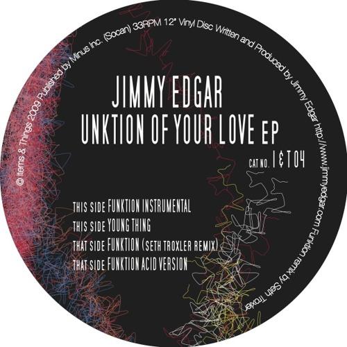 Jimmy Edgar - Young Thing (Original Mix)