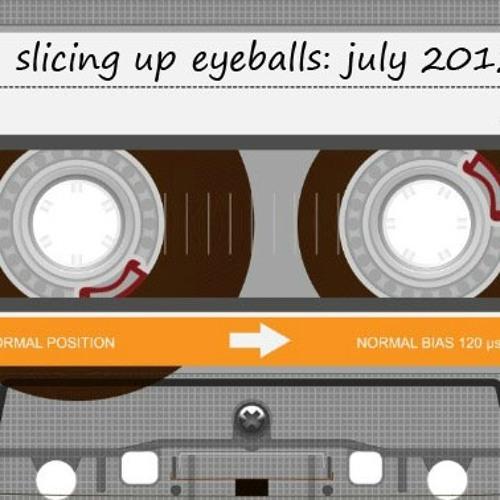 Auto Reverse: Slicing Up Eyeballs Mixtape (July 2012)