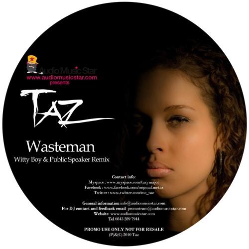 Wasteman Witty Boy & Public Speaker Bassline Remix